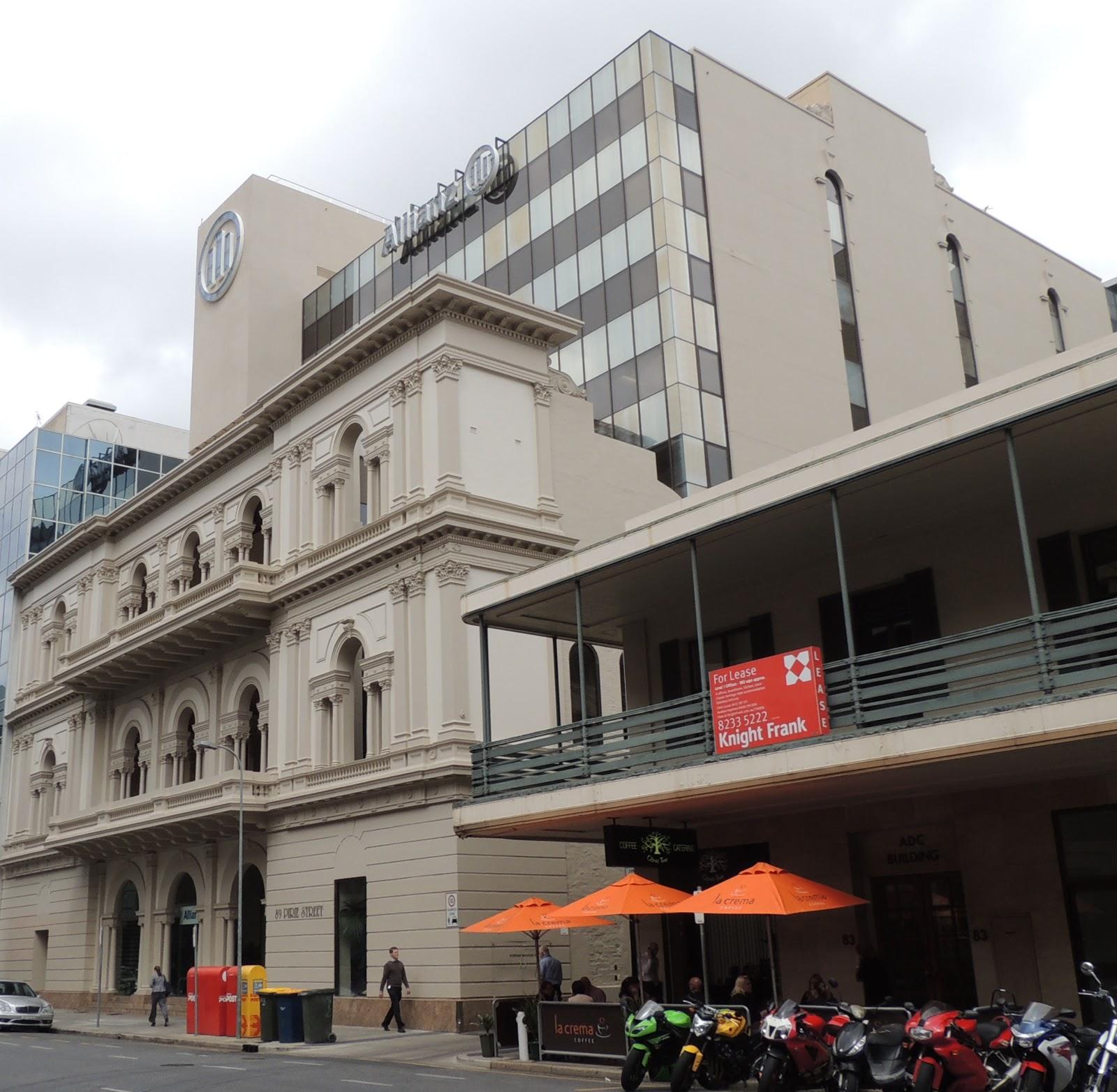 Adelaide unearthed enjoying adelaide history and architecture for Architecture adelaide uni