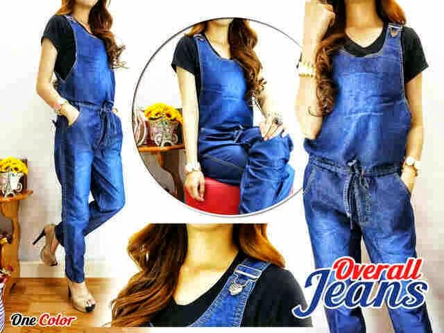 jump suit jeans