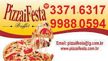 O Buffet de pizza do Recife