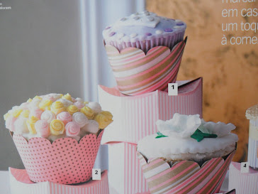 Minidelícias decoradas  ( sugestões aos clientes )