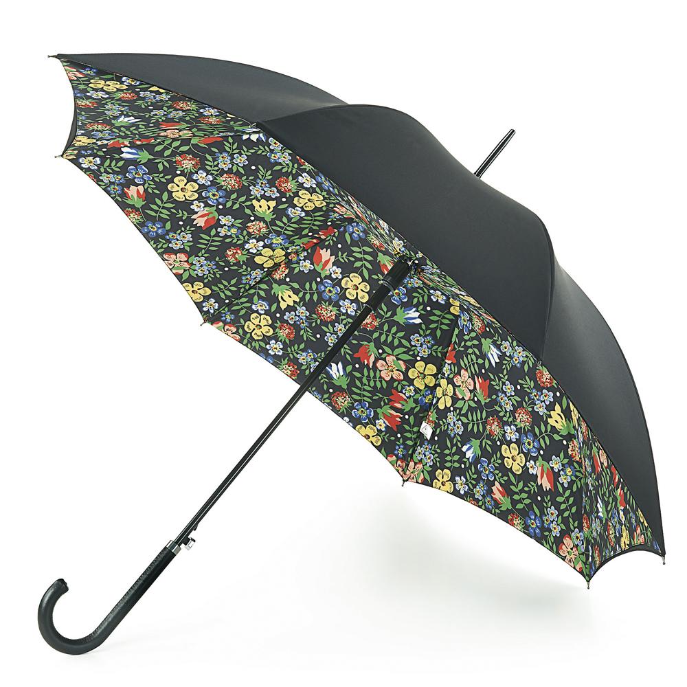 The umbrella shop ladies luxury double canopy umbrellas for Canopy umbrella