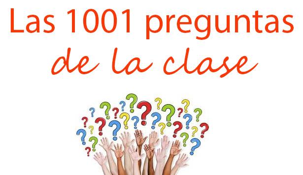 Las 1001 preguntas de la clase