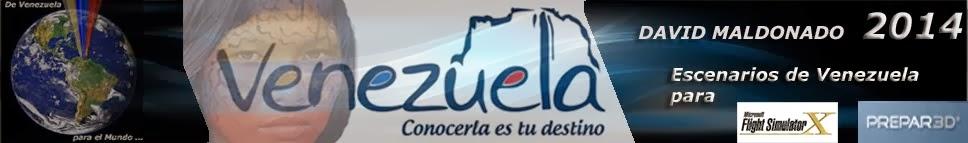 Escenarios de Venezuela para Flight Simulator X