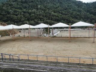 Espaço contará com tendas de alimentação, artesanato e exposição de animais e produtos agrícolas