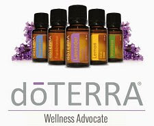 I love my doTerra Essential Oils