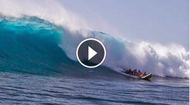 Who is JOB 5 0 PREMIERE - Pipeline Barrels and the SUPsquatch\ - EP 1
