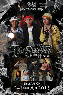 Download Film Tiga Sekawan