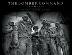 The Bomber Command Memorial book