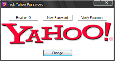 Yahoo Account Password Hacker Tool 2013 100% Working !