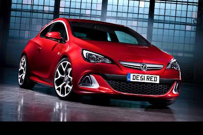 Vauxhall Astra Opc