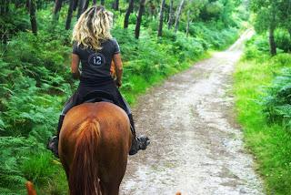 Aventuras a caballo, Sonia