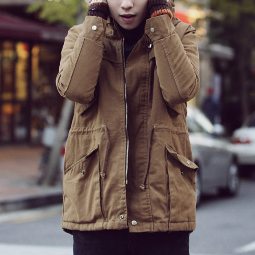 Cargo Winter Parka by Jogun Shop