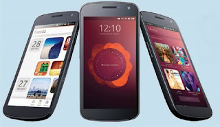 Los smartphones Ubuntu