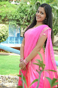 Samskruthi photo shoot in saree-thumbnail-7