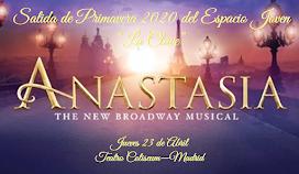 """MUSICAL """"ANASTASIA"""