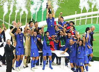 Италия чемпион мира 2006