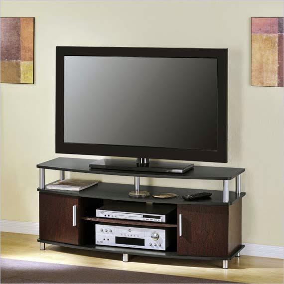 Corner TV Stand For 60 Flat Screens