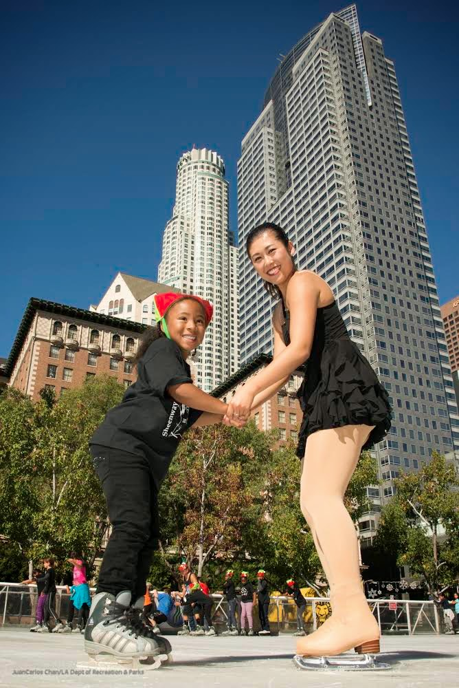 pershing%2Bsquare Giveaway HOLIDAY ICE RINK AT PERSHING SQUARE  - Outdoor Ice Skating Los Angeles @HolidayRinkDTLA