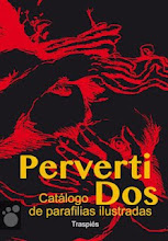 PERVERTIDOS. CATÁLOGO DE PARAFILIAS ILUSTRADAS