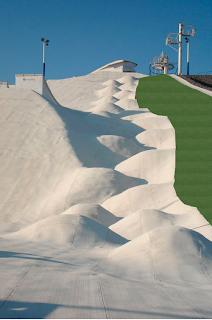 REF PISTAS ESQUI SNOWFLEX