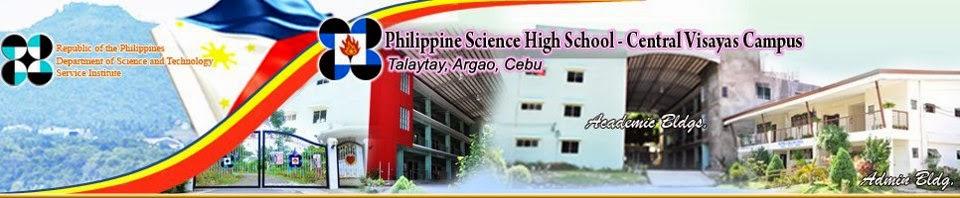 PSHS Central Visayas Campus Argao