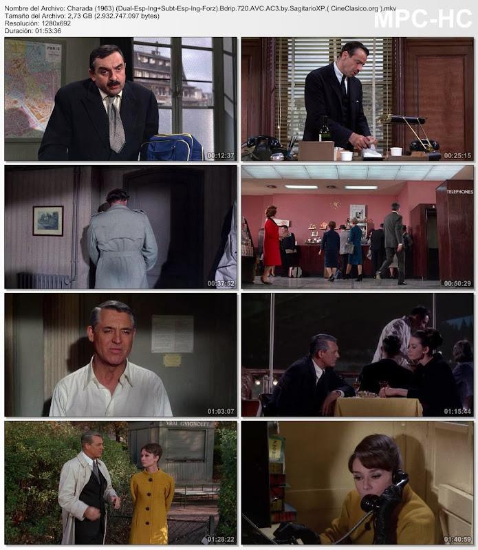 Charada ( 1963 )
