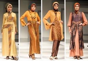 Baju Busana Muslim Wanita