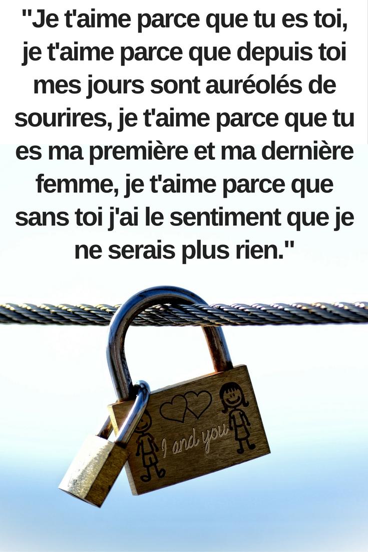 Beliebt 30 petits mots d'amour trop romantiques | SMS d'amour et Messages  JK39