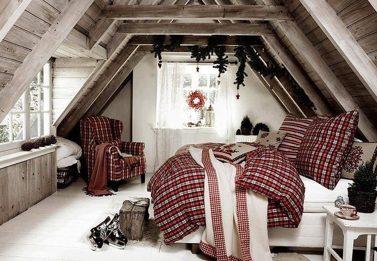 Znalezione obrazy dla zapytania christmas bedroom blanket