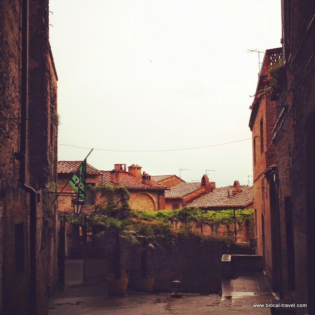 città della pieve, umbria, italy
