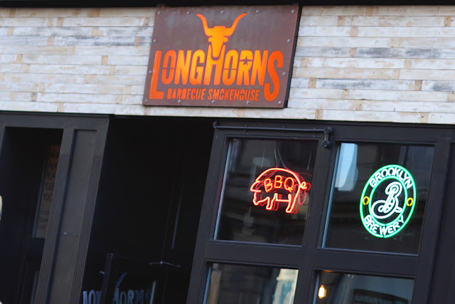 Hello Freckles Longhorns BBQ Smokehouse Newcastle Food