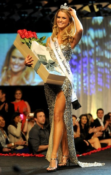 miss universe australia 2011 winner scherri lee biggs