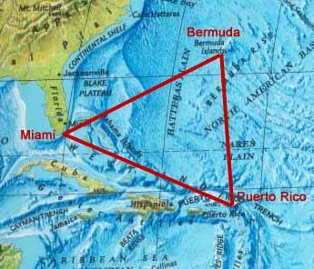 Mesteri Segitiga Bermuda