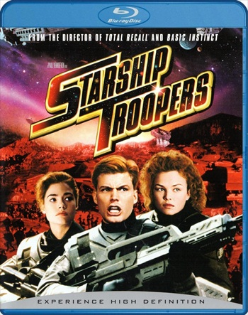 Starship Troopers 1997 Dual Audio Hindi Bluray Download