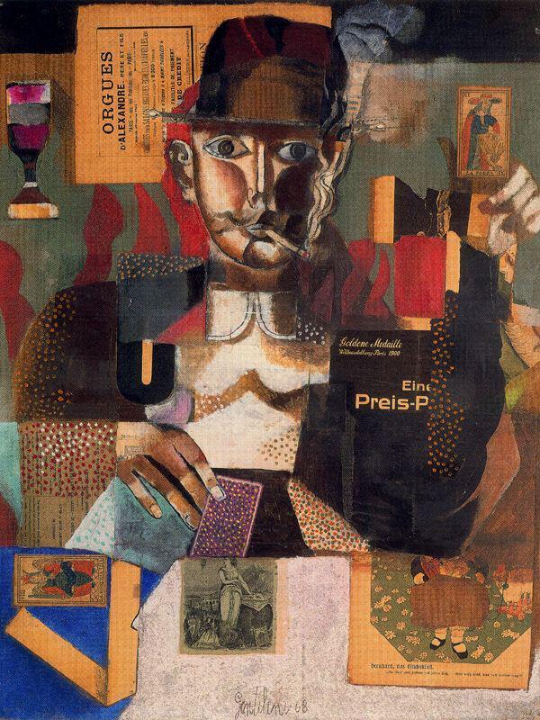 Franco Gentilini 1909-1981 | Italian Imaginative Realism painter