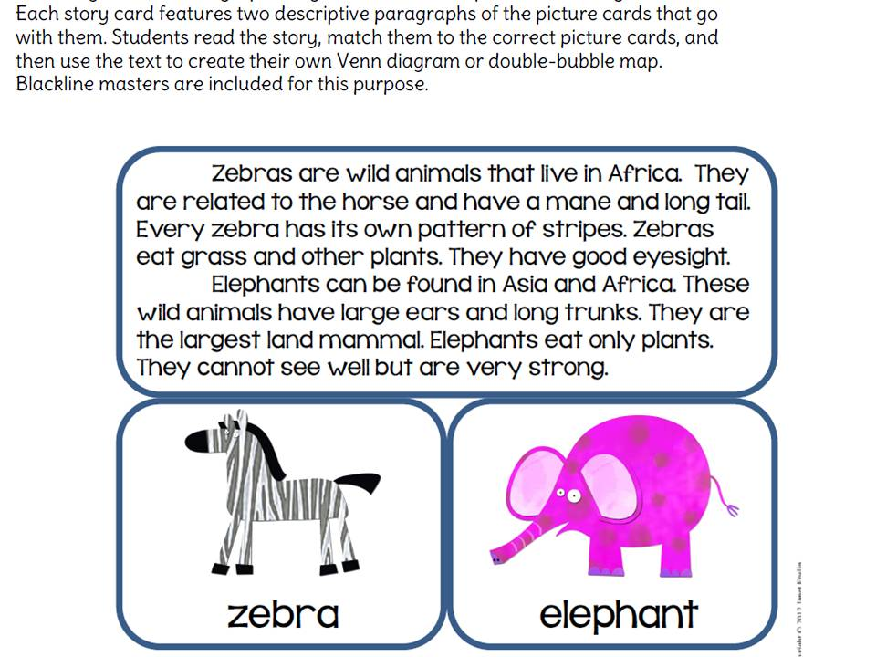 Printables Compare And Contrast Worksheets 2nd Grade august 2013 i love 1st grade product swap
