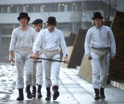 violence in a clockwork orange analysis — anthony burgess, a clockwork orange (1962) a clockwork orange is anthony burgess's most famous novel and its impact on literary, musical and visual culture has been extensive this violence, so brutally rendered in the novel.