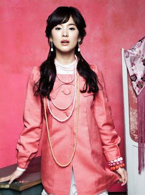 Korean actress Song Hye-kyo Photoshoot