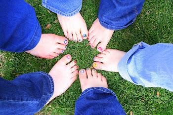 cloudNINE Feet