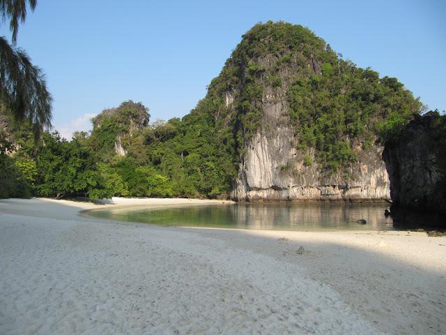 Tailandia con niños: Krabi en familia