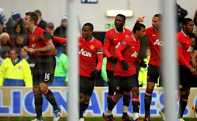 QPR 0 - 2 Manchester United (3)