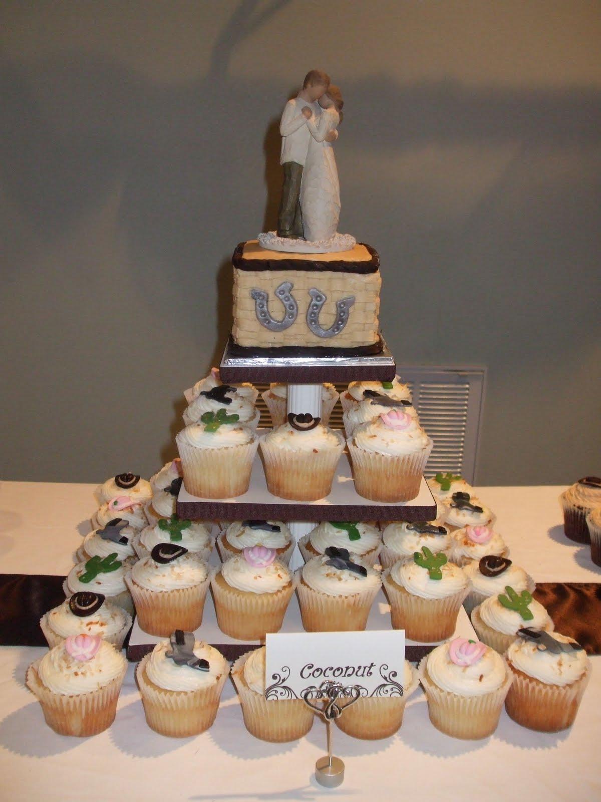 Western Wedding Cakes Pinterest