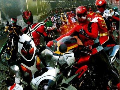 KR x SS: Super Hero Taisen