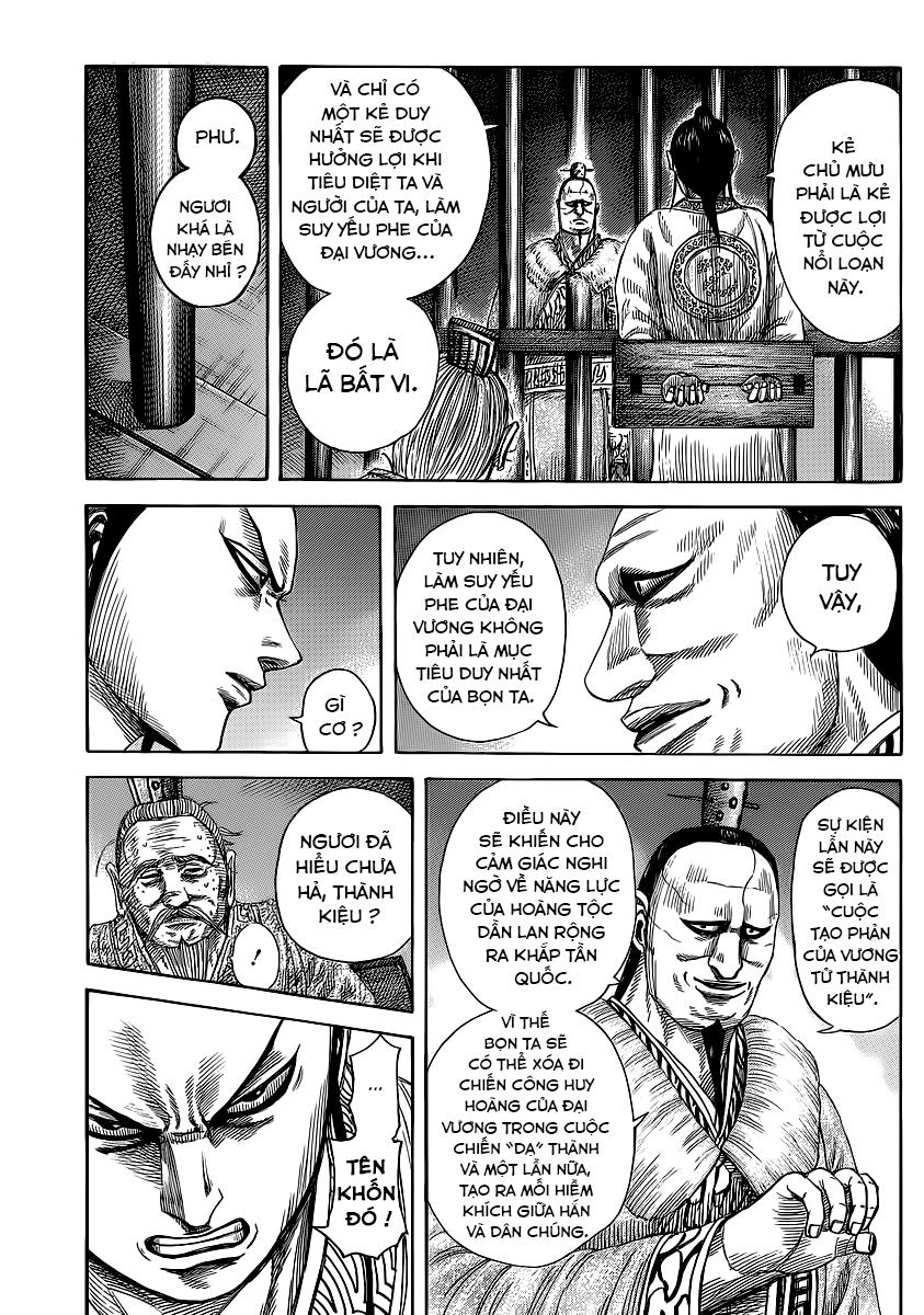 Kingdom – Vương Giả Thiên Hạ (Tổng Hợp) chap 374 page 4 - IZTruyenTranh.com