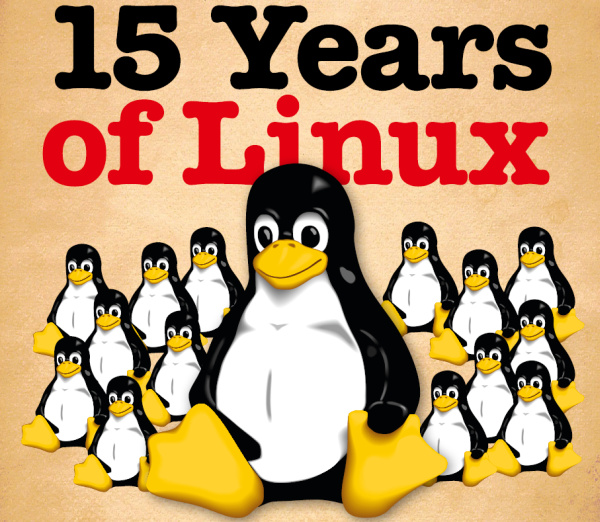 15 Years of Linux