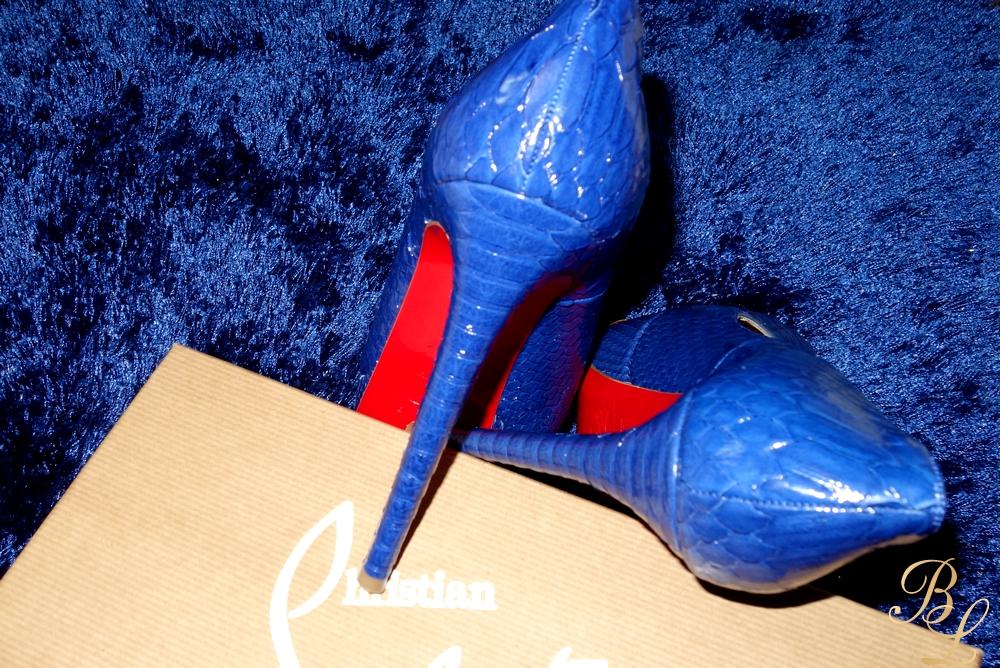 Shoes De Python La Les Christian Semaine23} Bianca Louboutin 67ygImYbfv