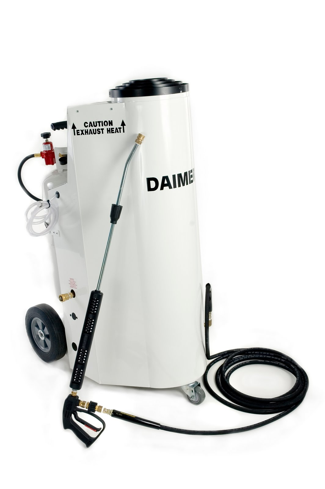 Steam Pressure Washers Expert Combination Of Hot Steam