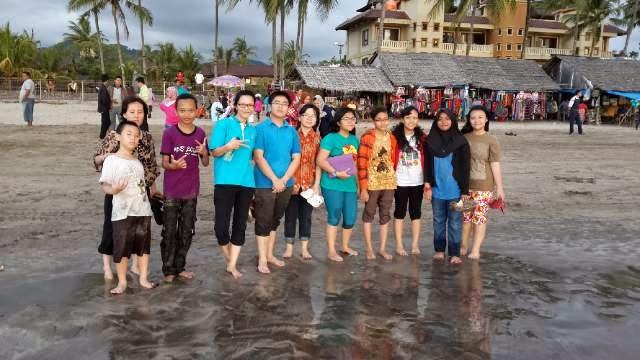 Peserta OSN Kota Tangerang 2014