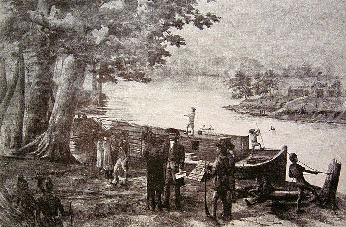 an analysis of the importance of the ohio valley during the 18th century Research of historic documentation identified four 18th century native  of the ohio river in central beaver county not  of the ohio valley.