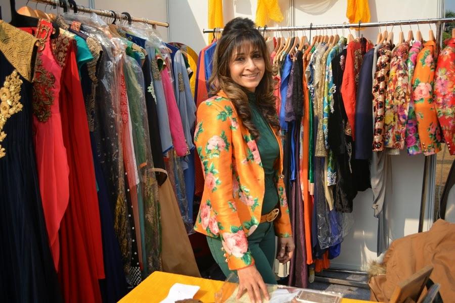 Designer Poonam Arora